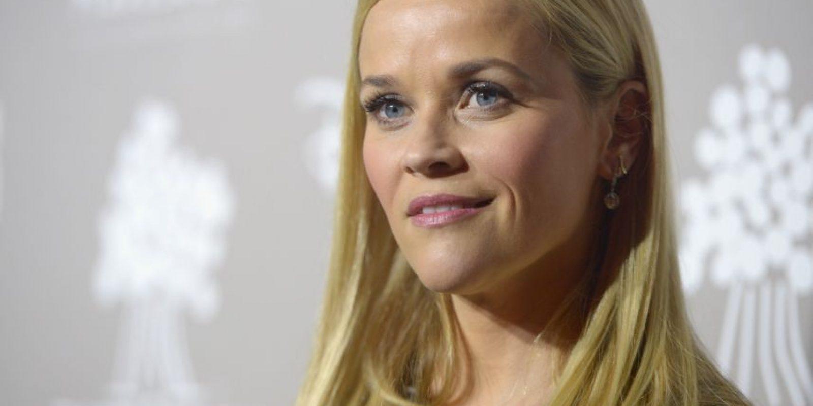 Reese Witherspoon. También donó dos mil 700 dólares antidad más alta en donativos permitida para las elecciones primarias. Foto:Getty Images