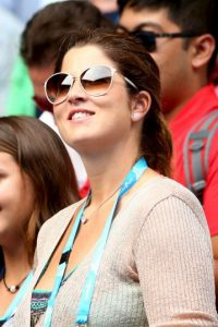 Mirka Vavrinec Foto:Getty Images
