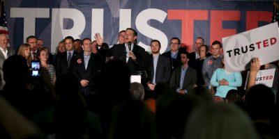 El 22 de marzo anunció su campaña por la candidatura republicana a la Casa Blanca. Foto:Getty Images
