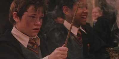 "Devon Murray. Interpretó a ""Seamus Finnigan"" Foto: Vía twitter.com/DevonMMurray"