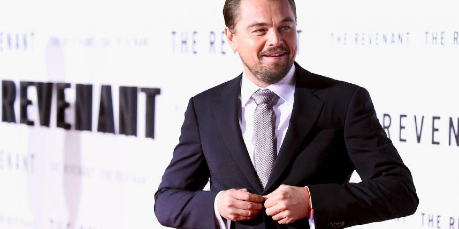 """Ganó uno gracias al """"El renacido"""" Foto:Getty Images"""