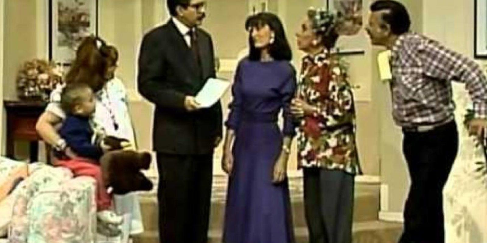 """Es obra suya """"Cero en Conducta"""". Foto:vía Televisa"""