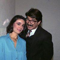 Tuvo una relación con Nuria Bages, quien interpretaba a su esposa en la serie. Foto:vía Televisa