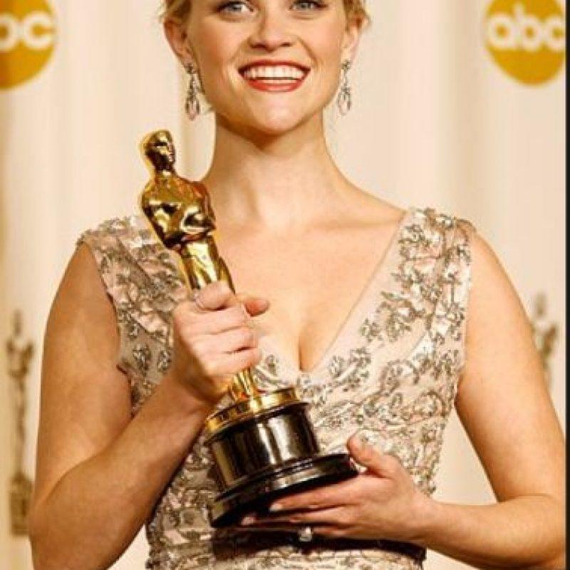 Reese Witherspoon se divorció de su marido Ryan Phillipe luego de ganar el Oscar. Foto:vía Getty Images