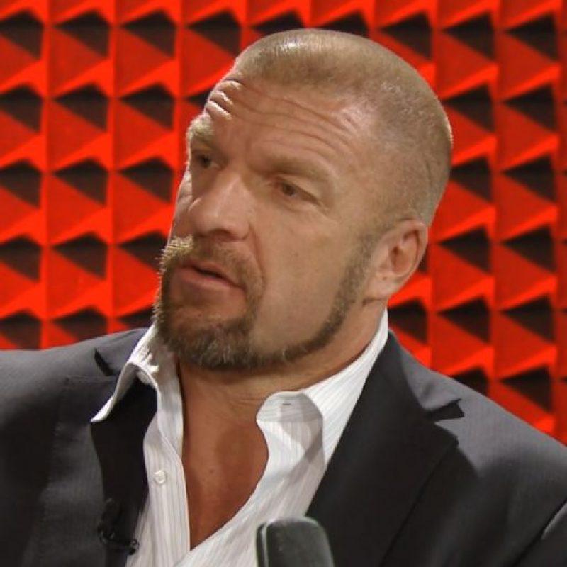 Triple H defenderá el Campeonato Mundiald de Peso Pesado Foto:WWE