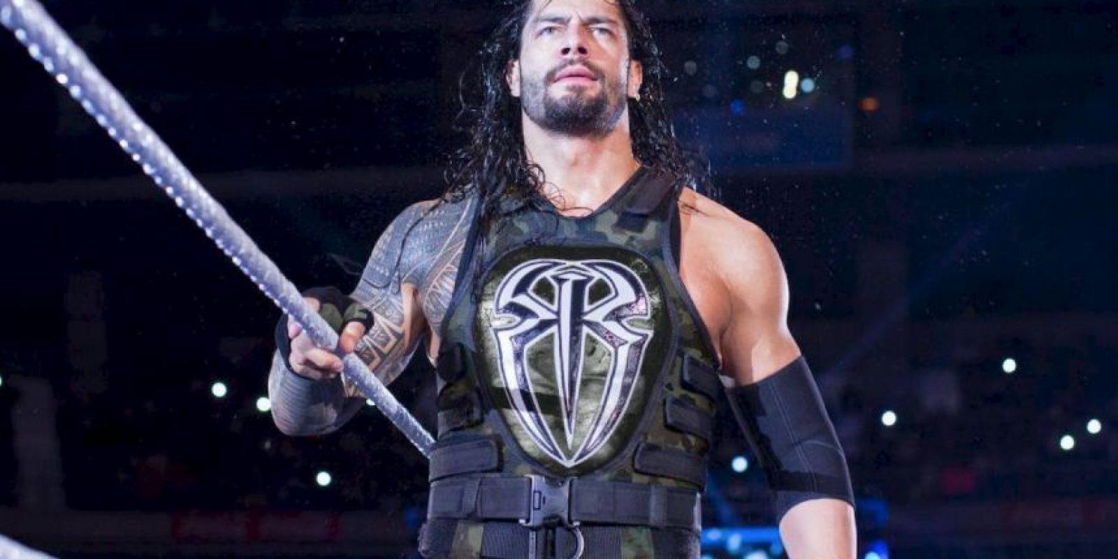 Ha sido Campeón Mundial en dos ocasiones Foto:WWE