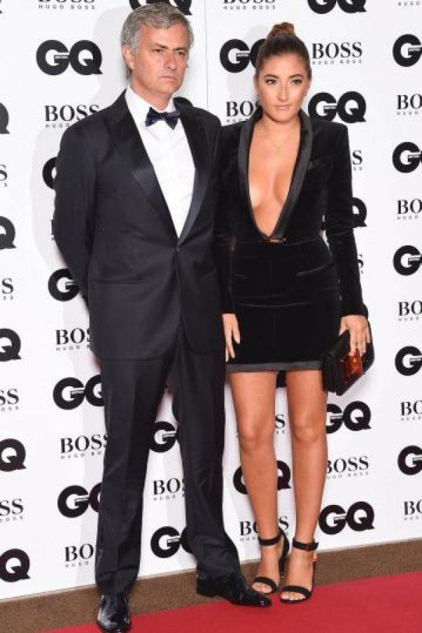 Se rumoraba que su hija de 19 años salía con un futbolista de 30 años Foto:Getty Images