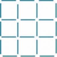 ¿Qué líneas quitarían para tener solamente seis cuadros? Foto:Vía Twitter.com