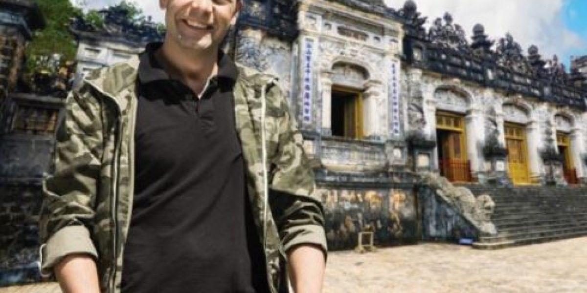 Iván Lalinde: de presentador a aventurero