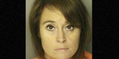 Ann Hope, profesora de Carolina del Sur, fue arrestada por tener relaciones con un exestudiante de secundaria Foto:Reuben Long Detention Center