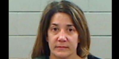 Allison Evans Sloanaker, fue acusada de abusar a de un niño de 11 años Foto:Rankin County Detention Center