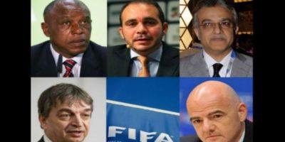 Los 5 candidatos a la presidencia de la FIFA Foto:Getty Images