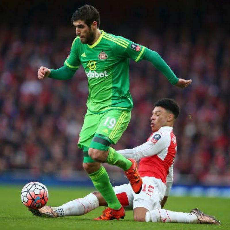 Él es Danny Graham, futbolista inglés de 30 años Foto:Getty Images