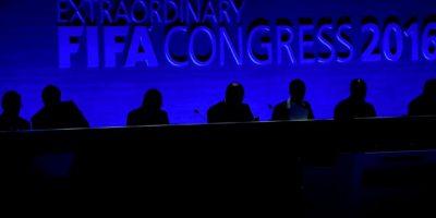 Infantino ganó en la segunda vuelta de las elecciones presidenciales de la FIFA Foto:Getty Images