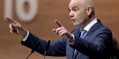 Gianni Infantino, nuevo presidente de la FIFA Foto:Getty Images