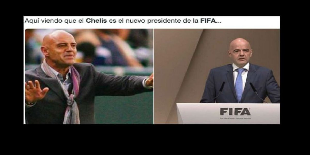 Los mejores memes de Gianni Infantino, nuevo presidente de la FIFA