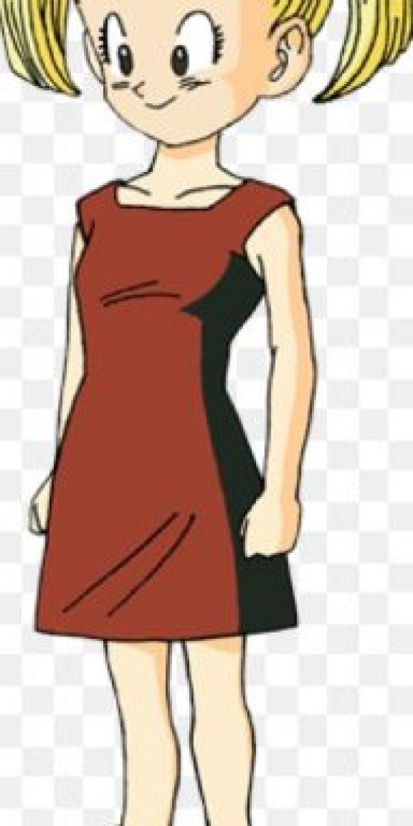 Marron es la hija de Krilin y número 18. Foto:Toei