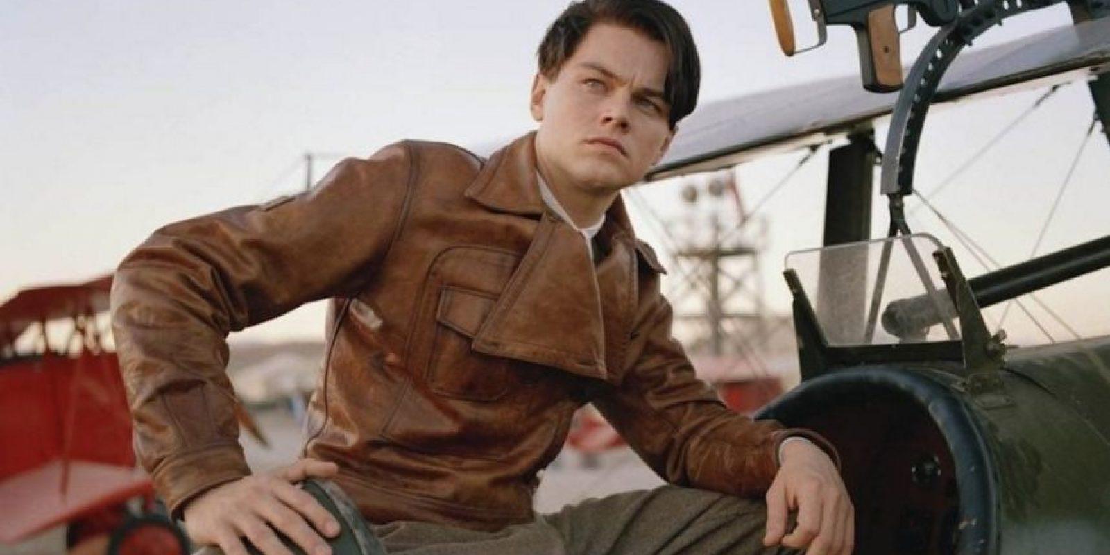"""2004, """"El aviador"""" Foto:Vía IMDB"""