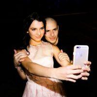Pitbull Foto:Vía Instagram/@maya_henry