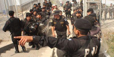 5. La policía de Guatemala ocupa la casilla 123, con un 23 puntos. Foto:Wikipedia Commons