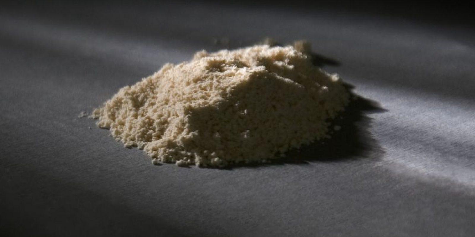 Es un opioide sintético capaz de causar paros respiratorios y gangrena. Foto:unodc.org