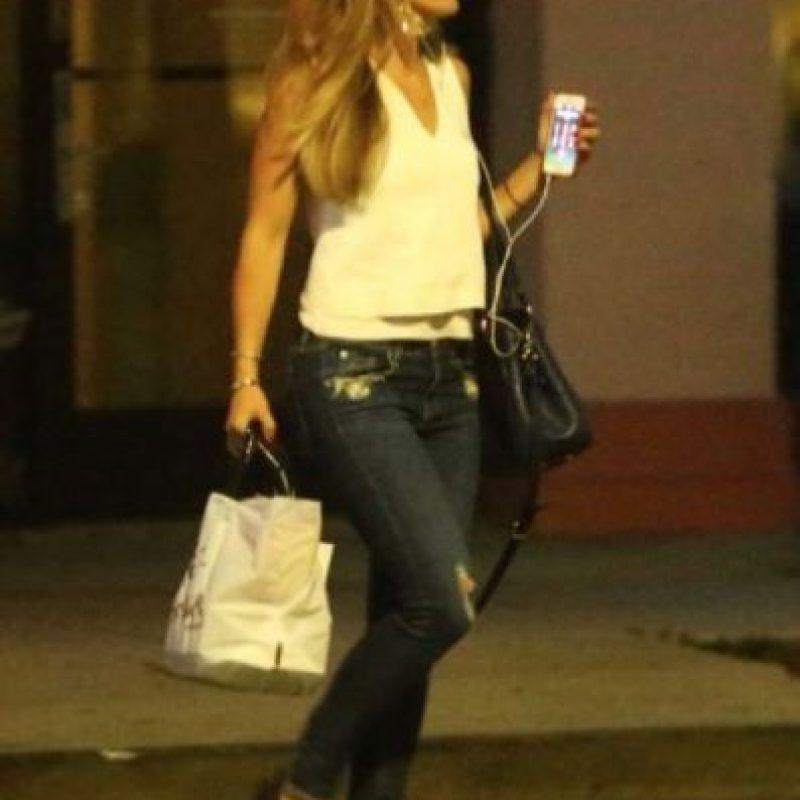 """Christine consideraba que entre ella y Ben Affleck existía un """"amor verdadero"""", según lo informó uno de sus amigos a la revista """"Us Weekly"""". Foto:MySpace/Christine Ouzounian"""