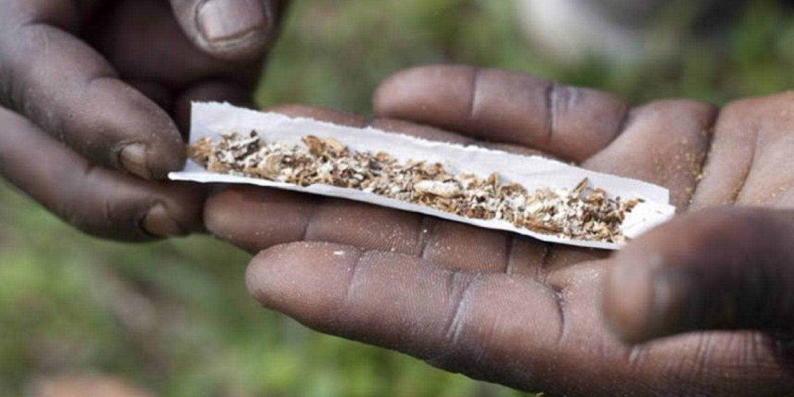 La droga es altamente adictiva y puede causar graves problemas de salud, tales como hemorragias internas, úlceras de estómago y finalmente la muerte. Foto:mahala.co.za
