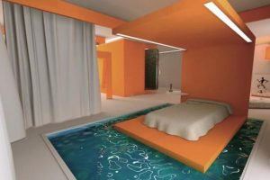 ¿Qué les parece este hotel con alberca en la habitación? Foto:Wikicommons
