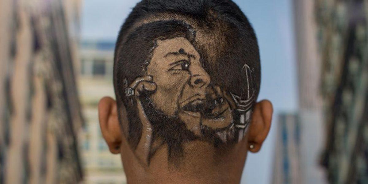 EN FOTOS: Al interior de una barbería extrema en Barranquilla