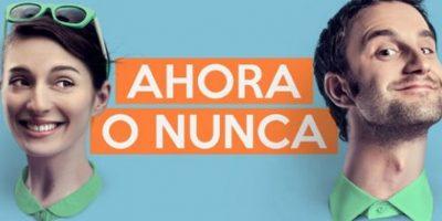 """""""Ahora o nunca"""" – Disponible a partir del 1 de marzo."""