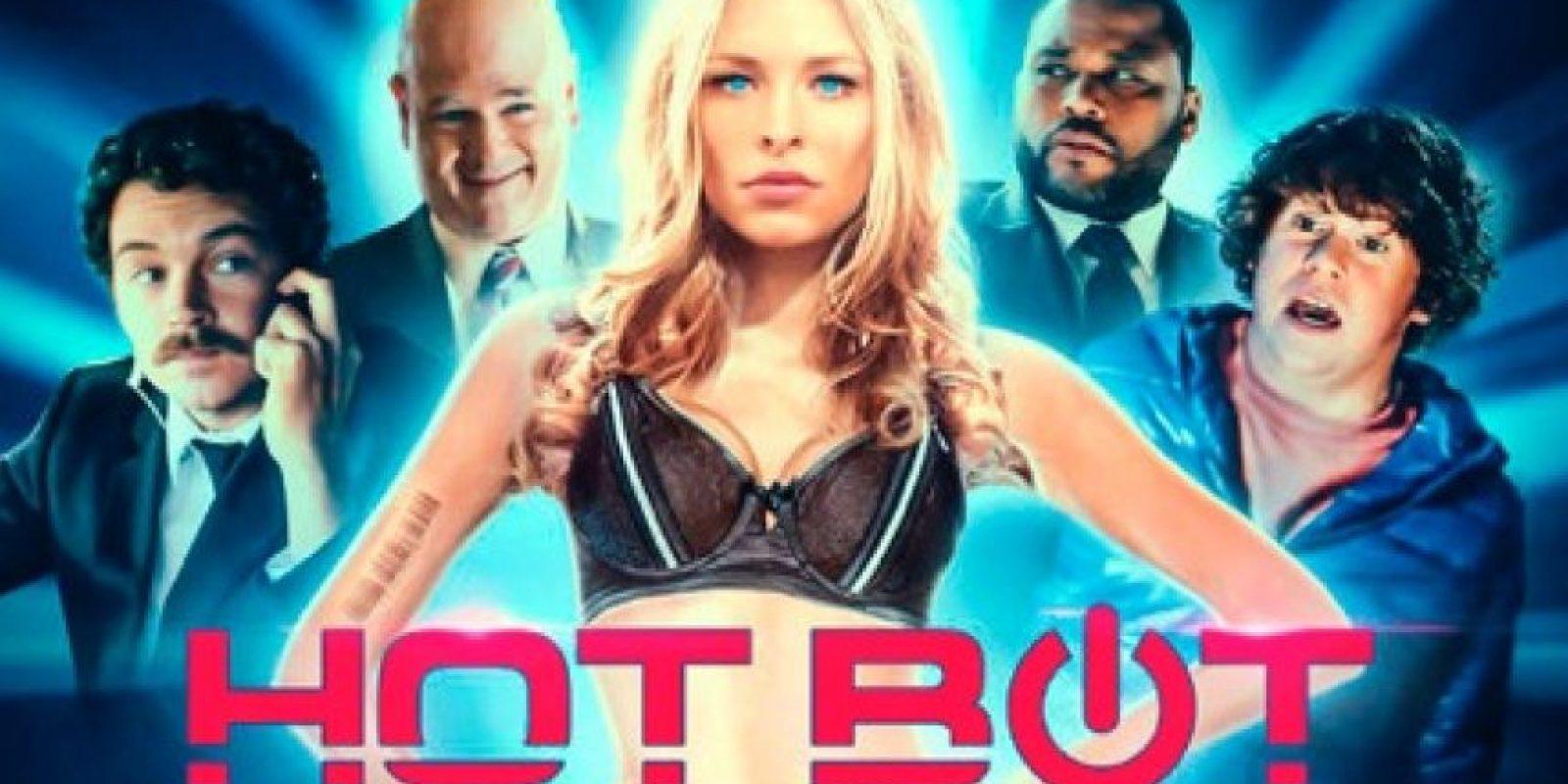 """""""Hot Bot"""" – Disponible a partir del 1 de marzo."""