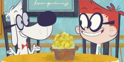 """""""El show de Peabody y Sherman"""" temporada 2 – Disponible a partir del 18 de marzo."""