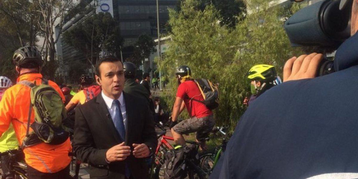 Amenazan a Juan Diego Alvira, presentador de Noticias Caracol
