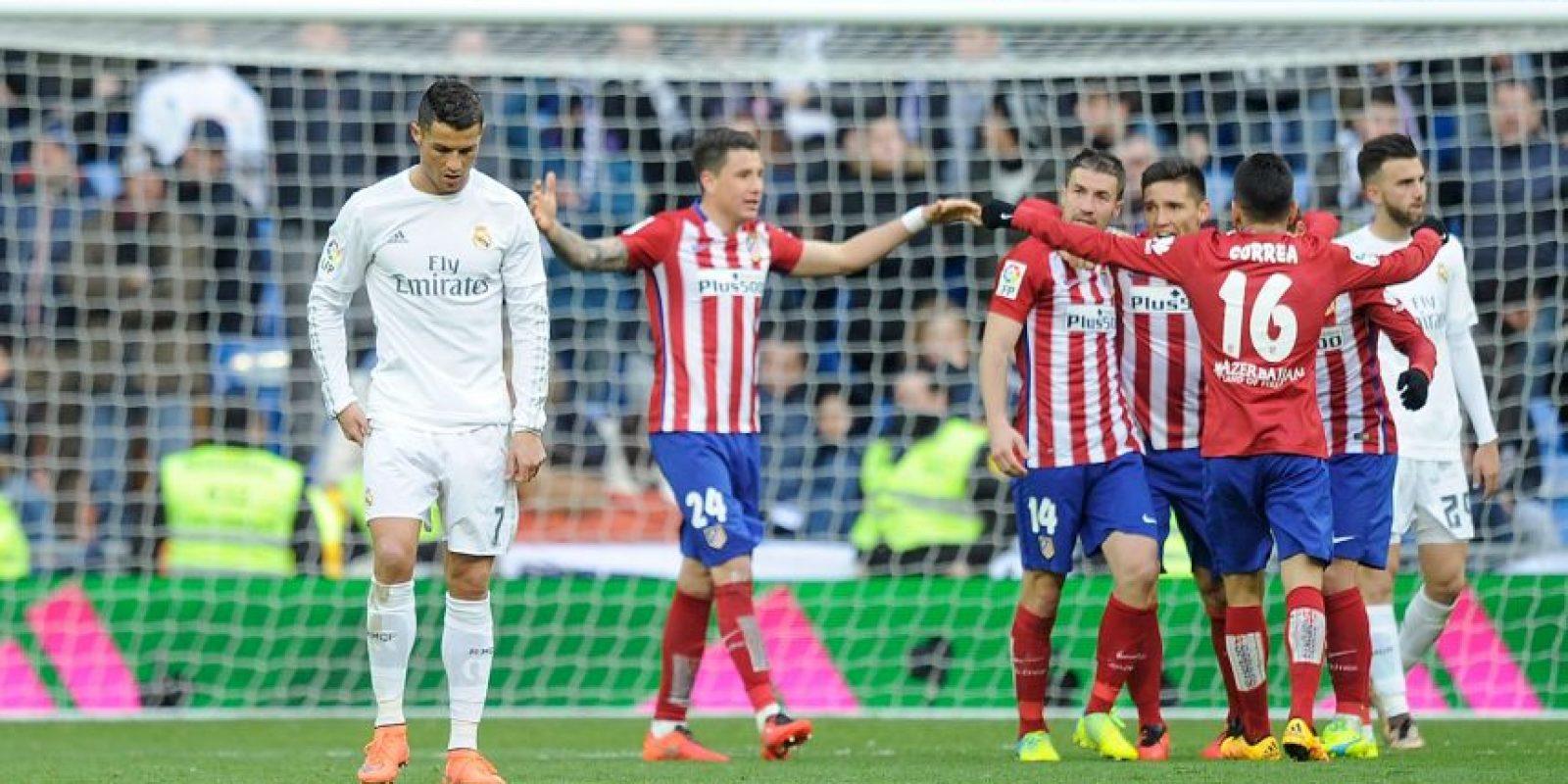 Los bancos perdieron con Atlético de Madrid Foto:Getty Images