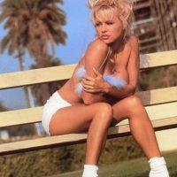 A partir de entonces se convirtió en una famosa modelo Foto:Via instagram.com/pamelaanderson/