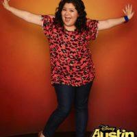 """Ha interpretado a """"Trish de la Rosa"""" en tres programas diferentes. Foto:vía Disney"""