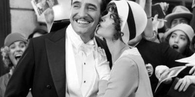 """""""El artista"""" es una es una película francesa de drama y comedia romántica en el estilo de filme muda en blanco y negro. Fue nominada para 10 premios Óscar y ganó cinco, incluyendo mejor película, mejor director y mejor actor. Foto: La Petite Reine, ARP Sélection"""