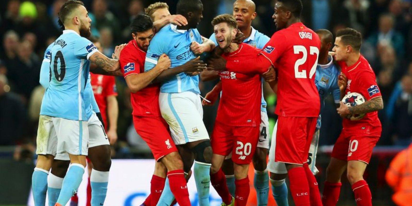 Vencieron en la final a Liverpool Foto:Getty Images
