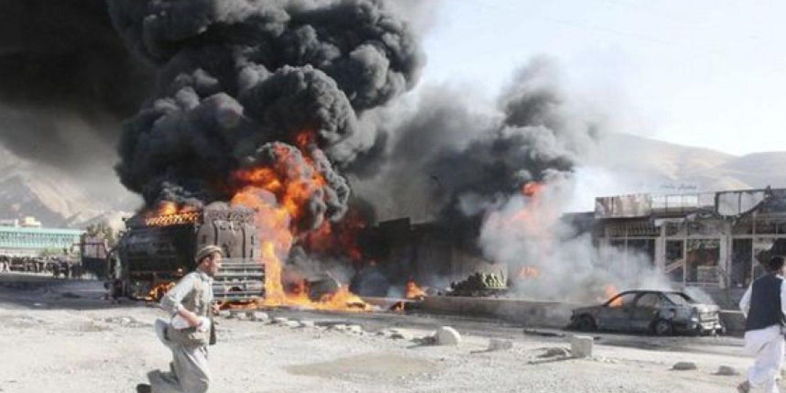 Según el diario The New York Times, había organizado una rebelión local contra los talibanes. Foto:Getty Images