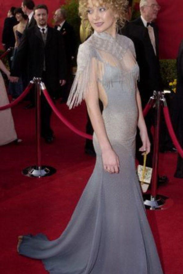 Kate Hudson como un personaje de Jane Austen. Foto:vía Getty Images