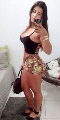 Es la nueva novia de Romario Foto:Vía instagram.com/daymzinha