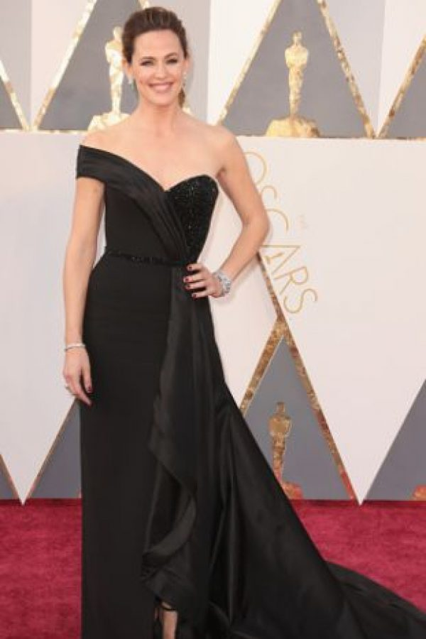 Jennifer Garner no se ve nada innovadora, pero se ve glamurosa. Foto:vía Getty Images