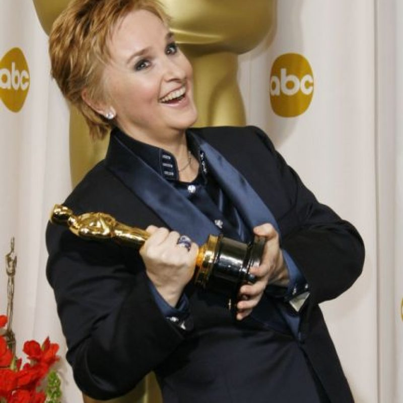 "Melissa Etheridge ganó el Oscar en 2007 por ""Mejor Canción Original"", por ""An Inconvenient Truth"". Foto: vía Getty Images"