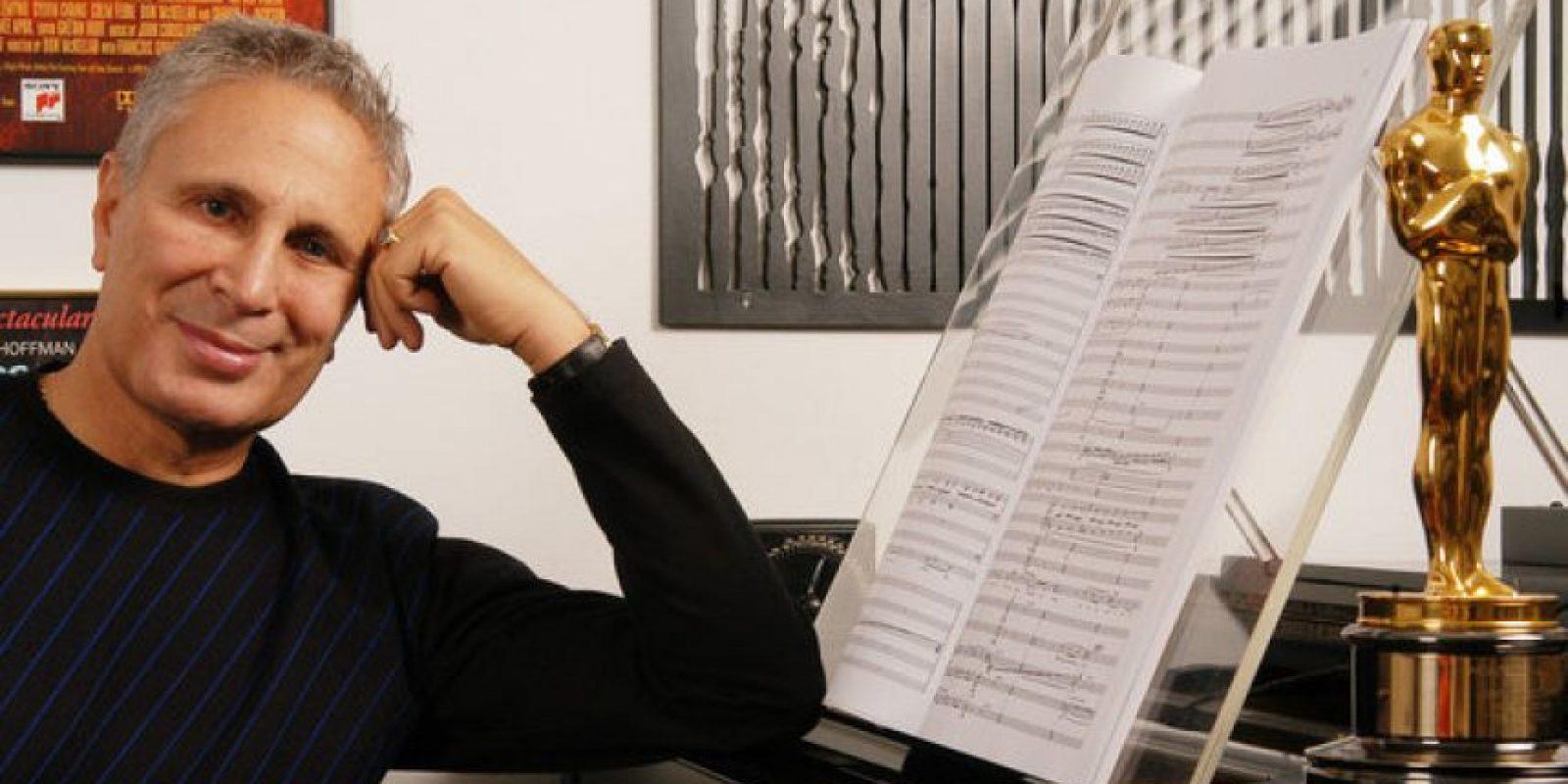 """John Corigliano consiguió el Oscar por """"Mejor Soundtrack"""" con """"El violín rojo"""". Foto:vía Getty Images"""