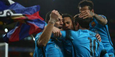 En tanto, Neymar suma 18 anotaciones Foto:Getty Images