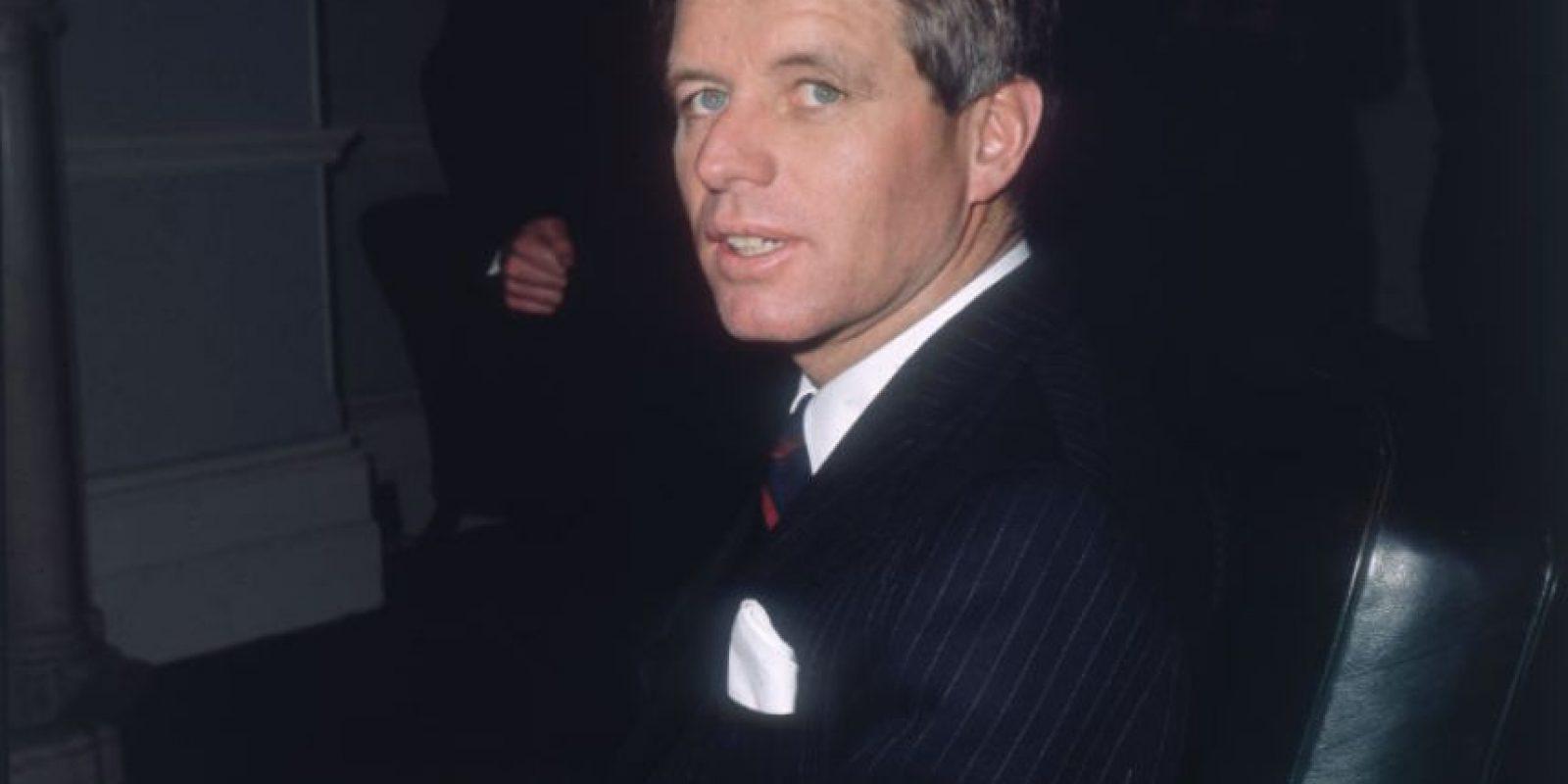 Diez años más tarde en el bisiesto 1968 fue asesinado Robert F. Kennedy, hermano del también asesinado John F. Kennedy. Foto:Getty Images