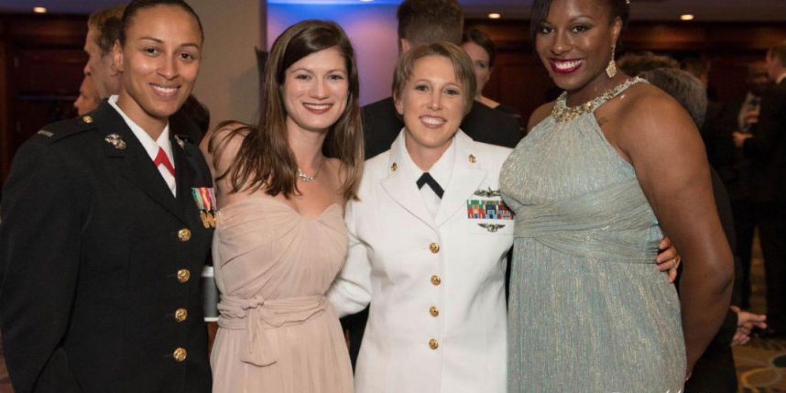 Donde publican fotos e información de los eventos Foto:Facebook/The American Military Partner Association