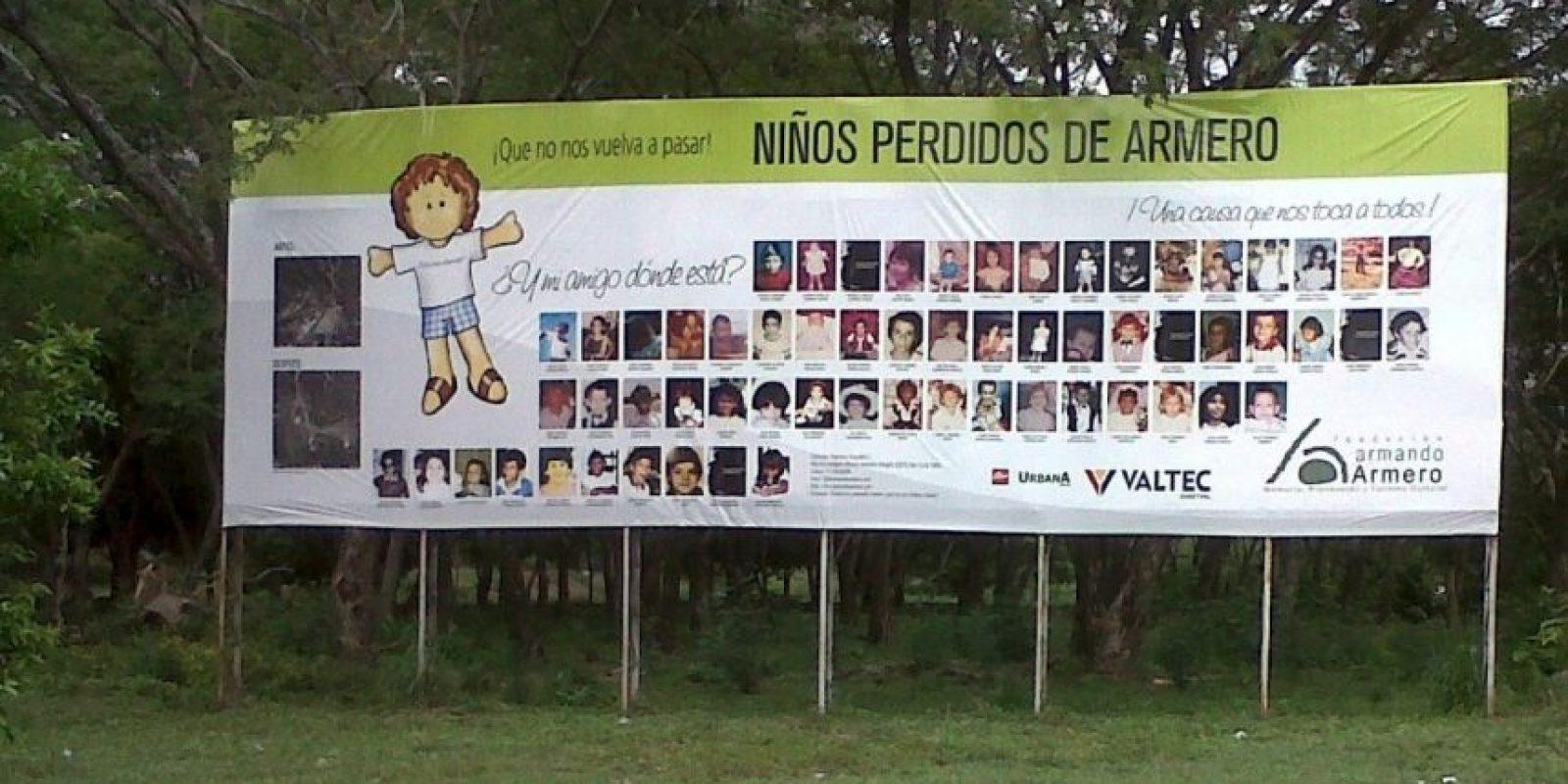 La Fundación Armando Armero, es una organización no gubernamental que ayuda a reunir a las víctimas de la erupción del volcán Nevado del Ruiz. Foto:facebook.com/armandoarmero/
