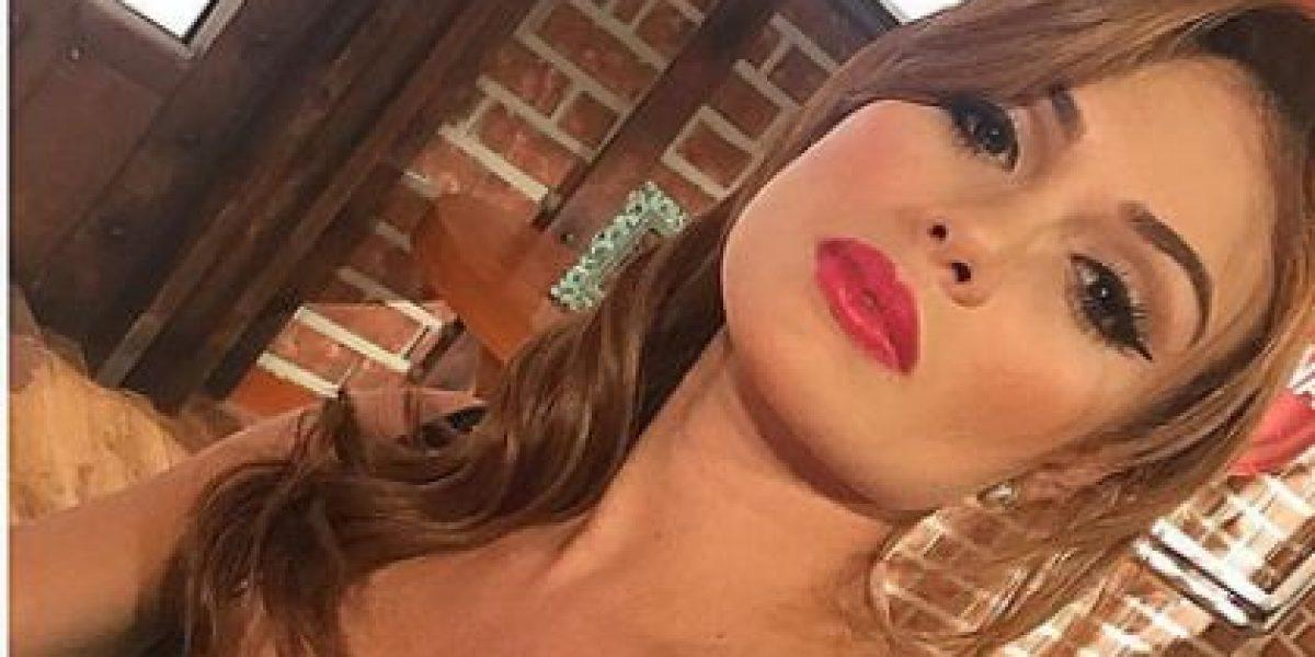 Sara Uribe participó en concurso de belleza en Europa