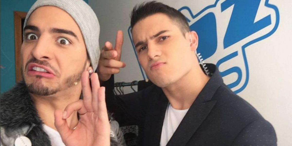 Pipe Bueno y Maluma preparan nueva canción